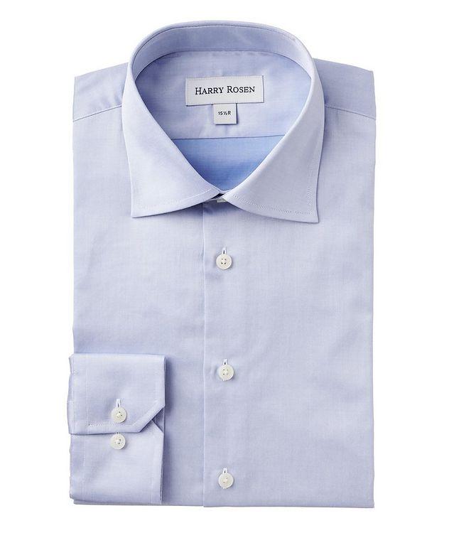 Slim-Fit Cotton Dress Shirt picture 1