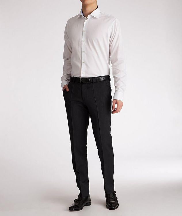 Chemise habillée en coton picture 5