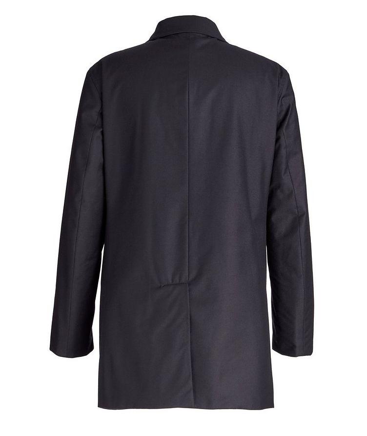 Gofreddo Reversible Wool-Silk Rain Coat image 1