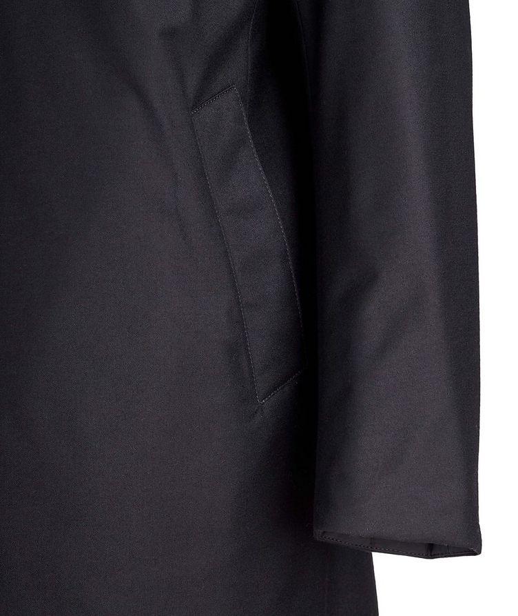 Gofreddo Reversible Wool-Silk Rain Coat image 2