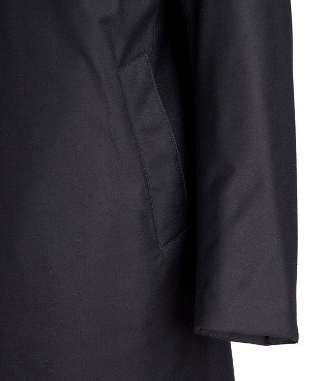 Gofreddo Reversible Wool-Silk Rain Coat picture 3