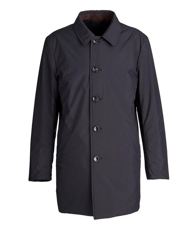 Gofreddo Reversible Wool-Silk Rain Coat image 3