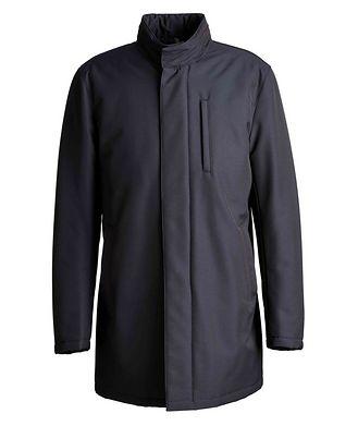 Harry Rosen Connor Green Storm System Coat