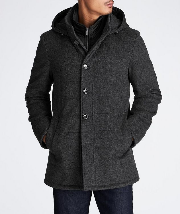 Orson Green Storm System Coat picture 2