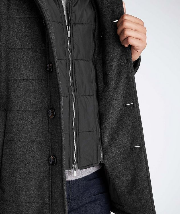 Orson Green Storm System Coat picture 5