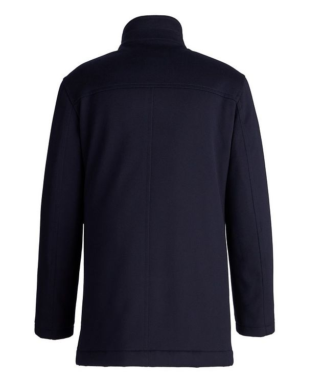 Gianni New Double Collar Wool Jacket picture 2