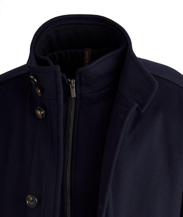 Gianni New Double Collar Wool Jacket image 2