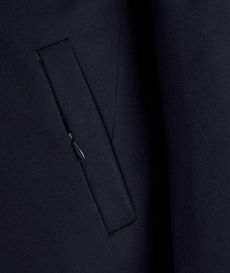 Gianni New Double Collar Wool Jacket image 3