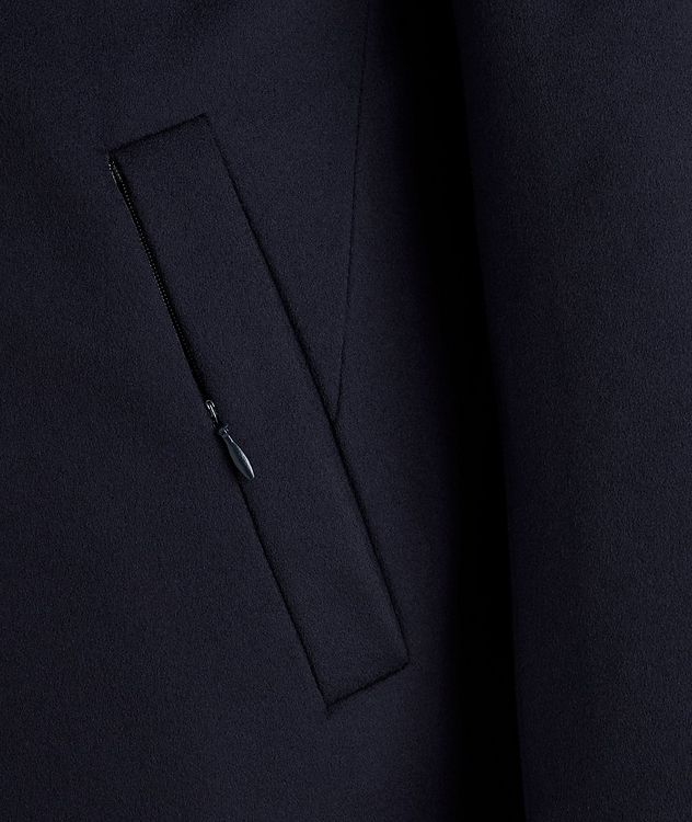 Gianni New Double Collar Wool Jacket picture 4