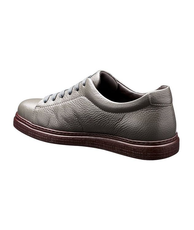 Leather Sneakers picture 2
