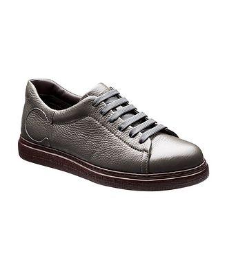 Canali Chaussure sport en cuir