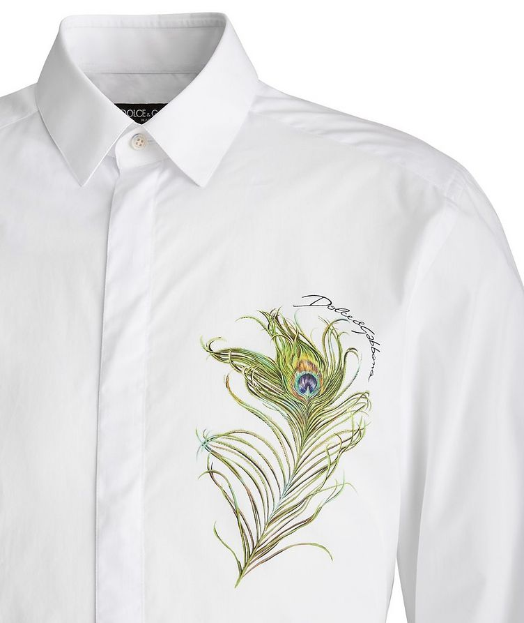 Printed Cotton Shirt image 1