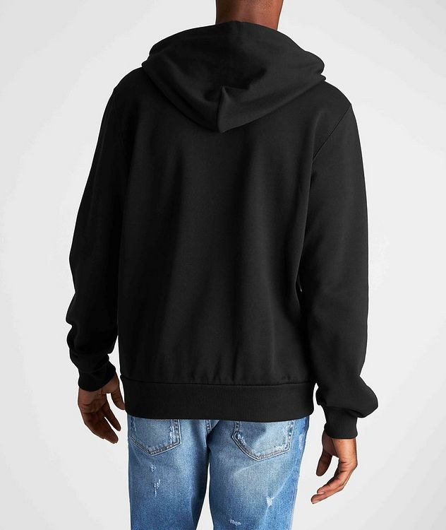 Beaded Cotton Hoodie picture 3