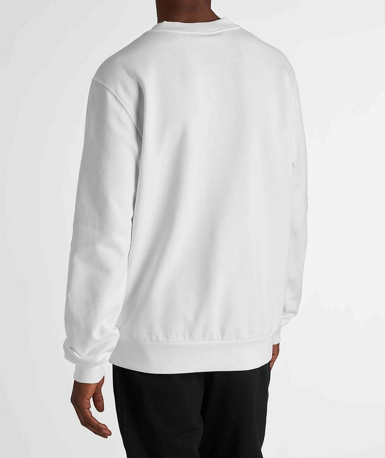 Embroidered Cotton Sweatshirt image 2