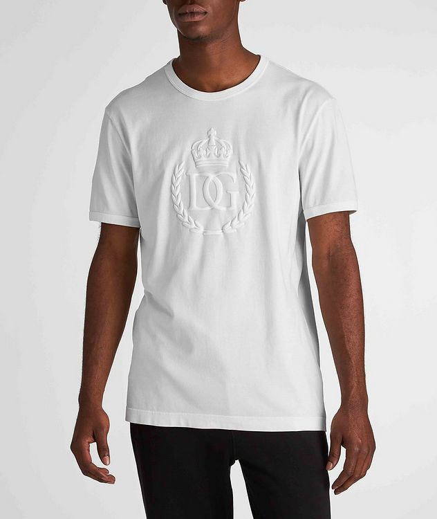 Logo Cotton T-Shirt picture 2