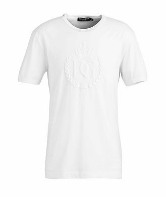 Dolce & Gabbana Logo Cotton T-Shirt