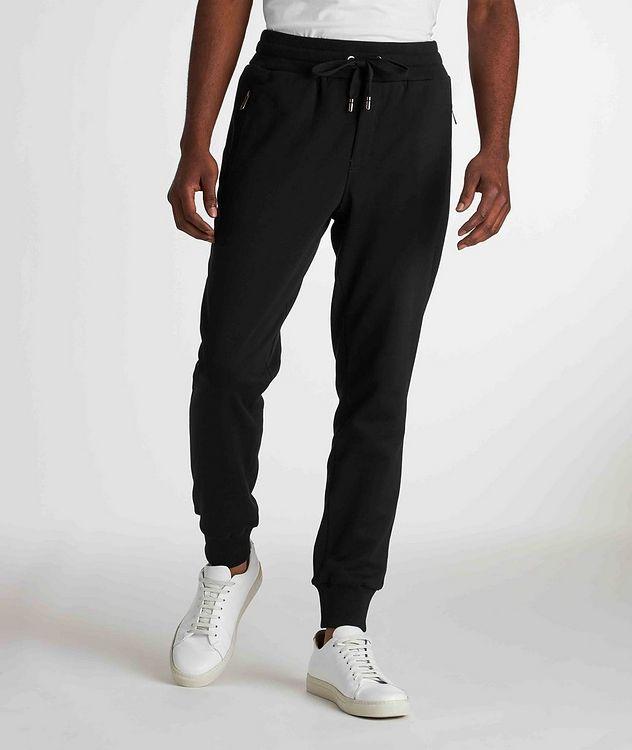 Pantalon sport à cordon picture 2