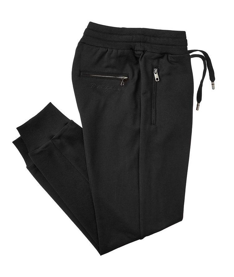 Pantalon sport à cordon image 0