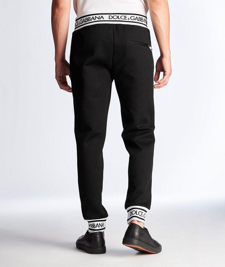 Pantalon de survêtement avec logos image 1
