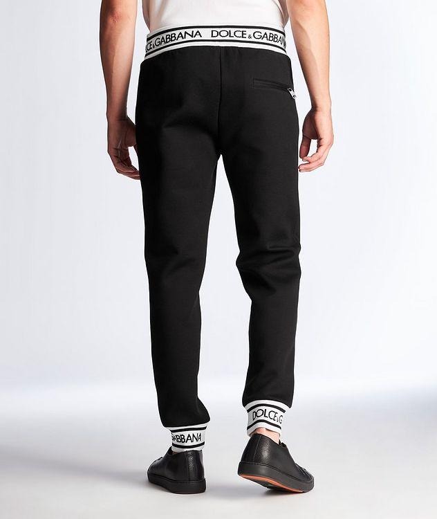 Pantalon de survêtement avec logos picture 2