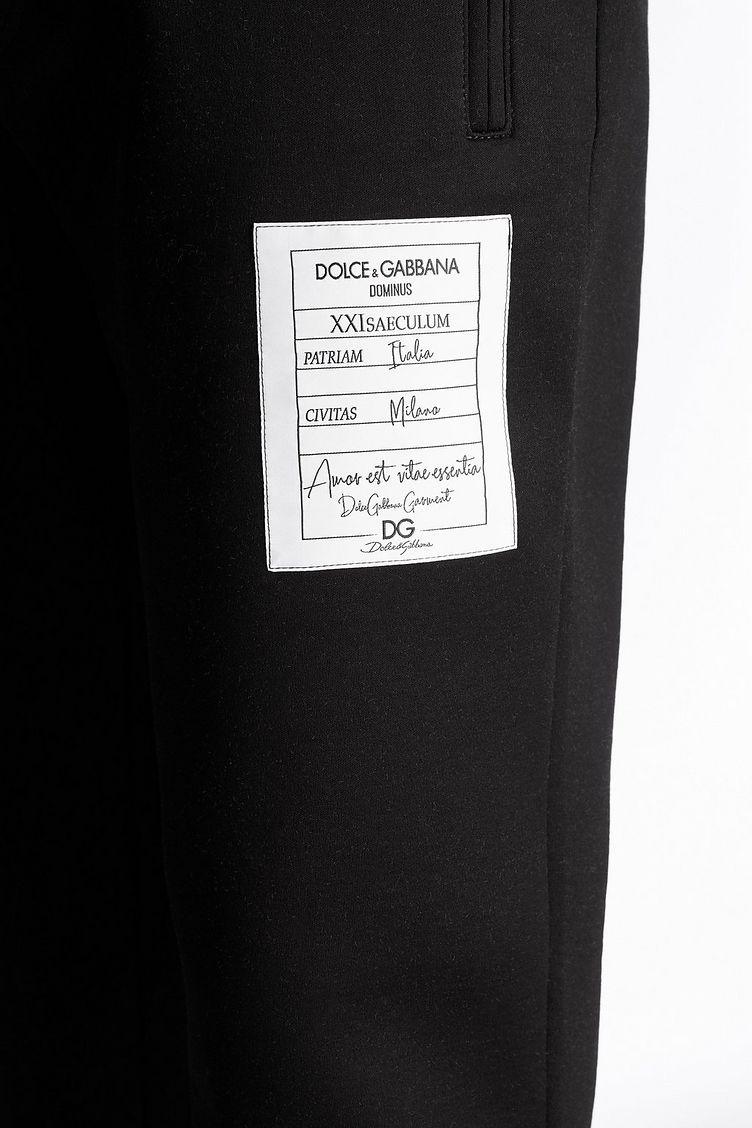 Pantalon de survêtement avec logos image 2