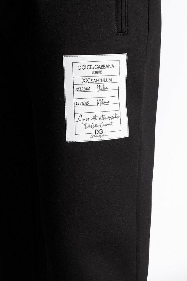 Pantalon de survêtement avec logos picture 3