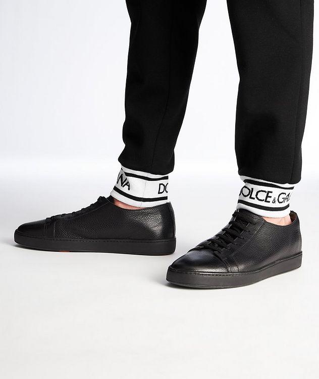 Pantalon de survêtement avec logos picture 5