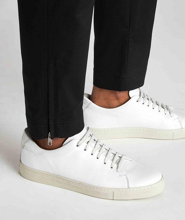 Pantalon en coton extensible à poches cargo picture 5