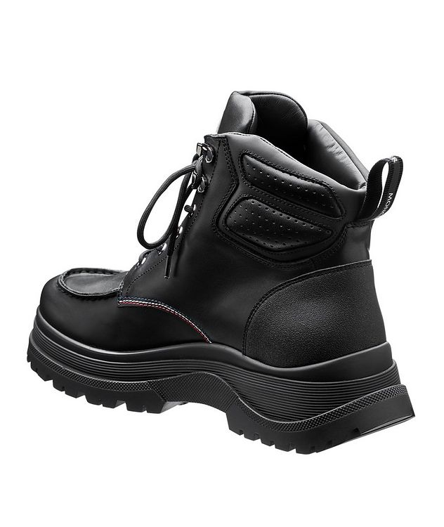 Ulderic Leather Boots picture 2