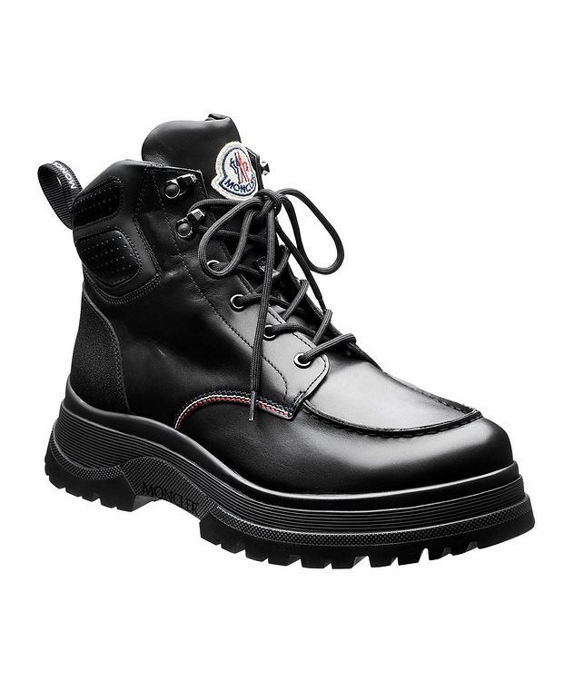 Ulderic Leather Boots picture 1