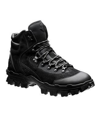 Moncler Herlot Suede Alpine Boots