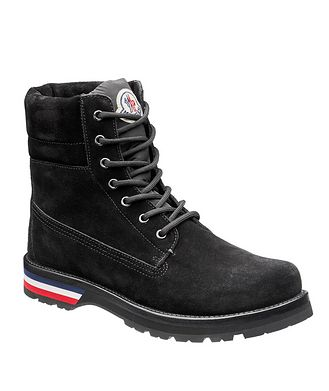 Moncler Vancouver Suede Boots