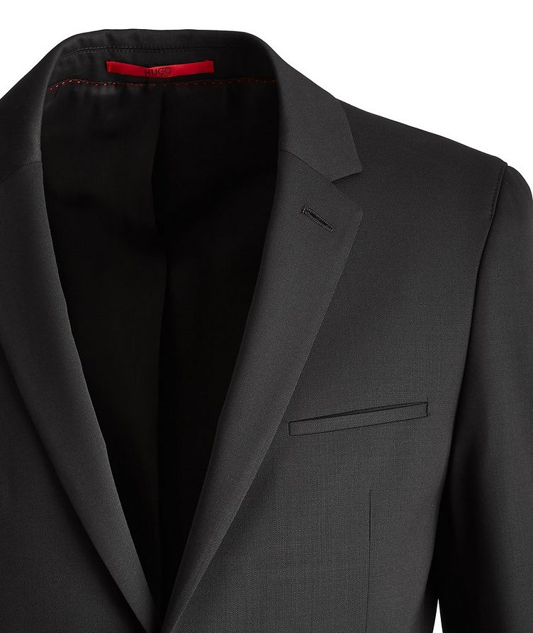 Anfred204 Stretch-Wool Sports Jacket image 1