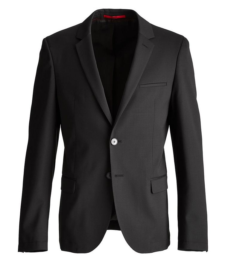 Anfred204 Stretch-Wool Sports Jacket image 0