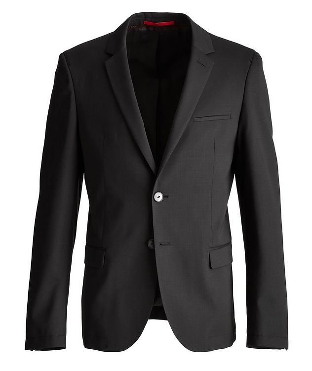Anfred204 Stretch-Wool Sports Jacket picture 1