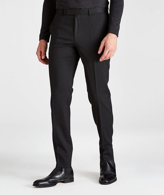 Heiron Wool-Blend Performance Pants picture 1