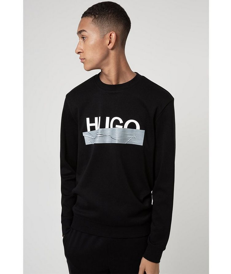 Cotton Sweatshirt image 1