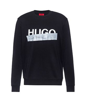 HUGO Cotton Sweatshirt