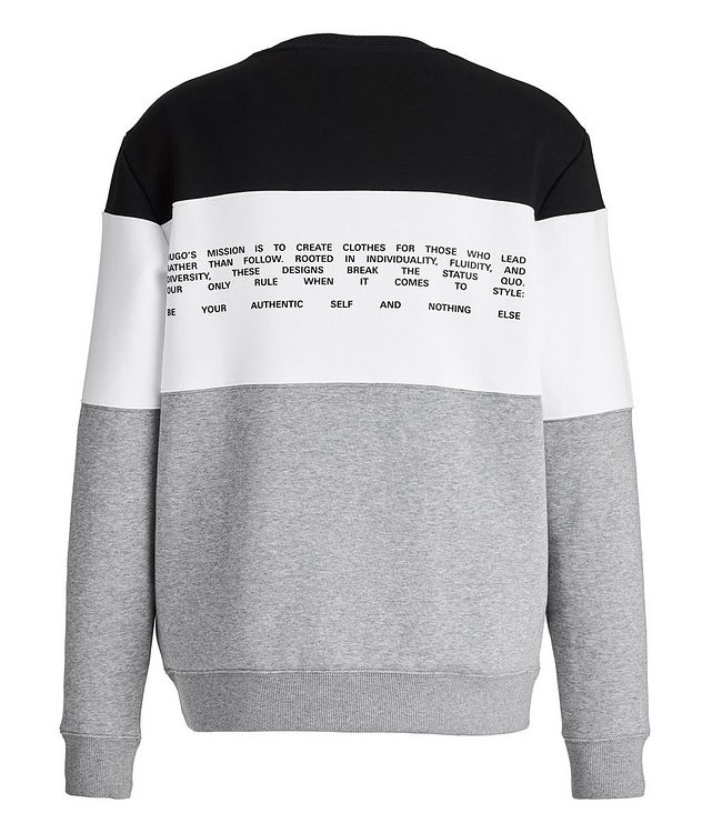 Organic Cotton-Blend Sweatshirt picture 2