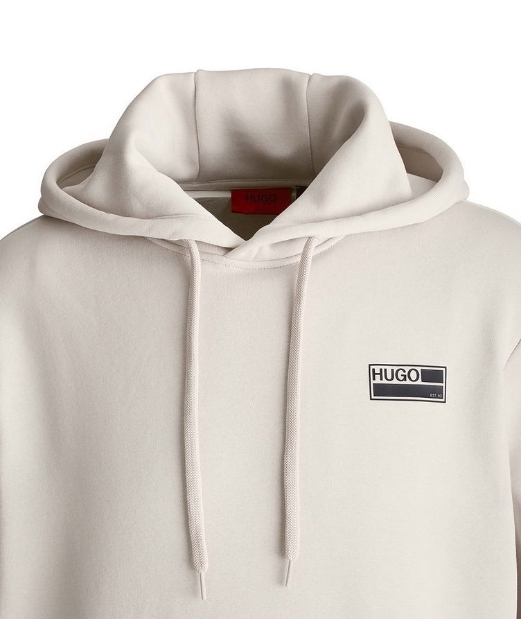 Cotton-Blend Hoodie image 2