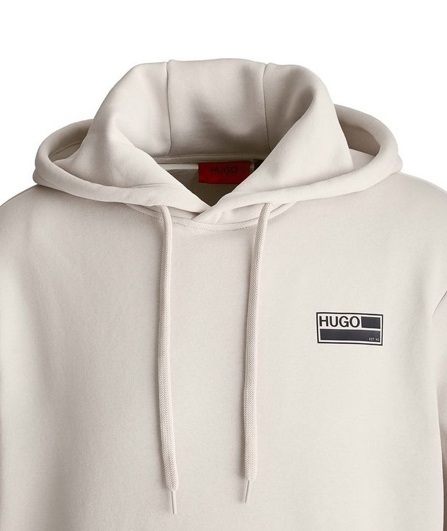 Cotton-Blend Hoodie picture 3