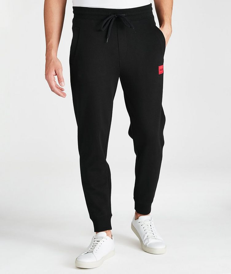 Doak Box Stretch-Cotton Joggers image 0