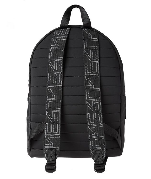 Structured Nylon Backpack picture 2