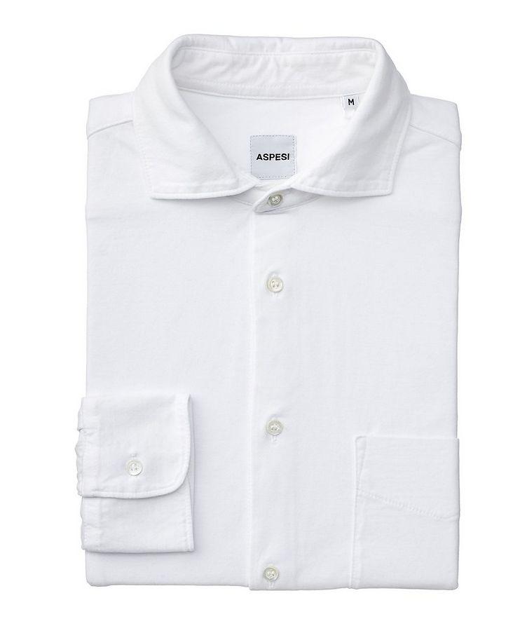 Jersey Cotton Shirt image 0