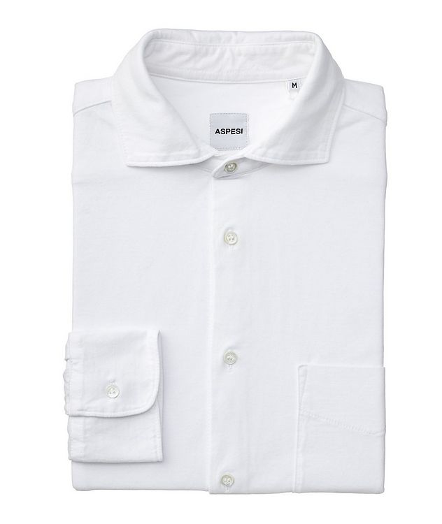Jersey Cotton Shirt picture 1