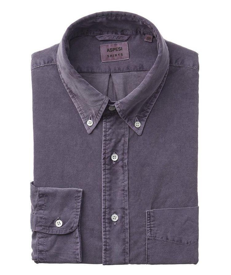 Corduroy Shirt image 0