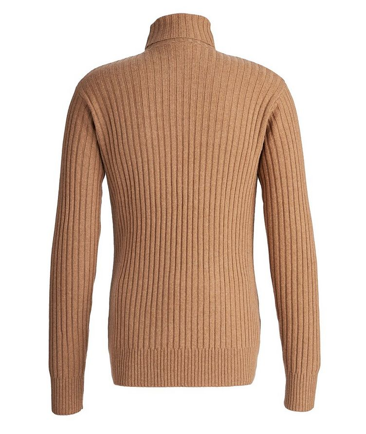 Wool, Yak, and Cashmere Turtleneck  image 1