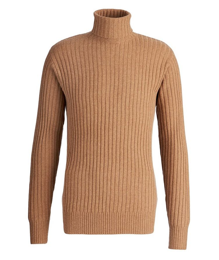 Wool, Yak, and Cashmere Turtleneck  image 0