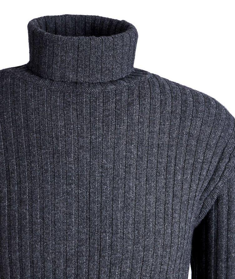 Wool, Yak, and Cashmere Turtleneck image 1