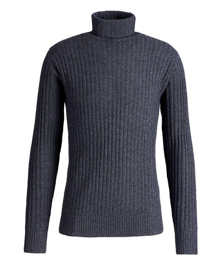 Wool, Yak, and Cashmere Turtleneck image 0